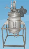 減壓蒸餾中式反應釜 實驗室反應釜