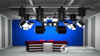 高清錄課教室建設方案 4K錄課課件制作系統