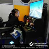 天铭科技-第二课堂-职业体验设备-动车驾驶模拟体验