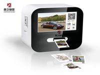 手機微信打印機 便攜式照片打印機娛樂幼兒迷你小型洗相片廣告機廠家
