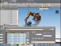 智能制造虚拟仿真工厂软件