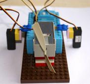 简易机器人制作试验教具