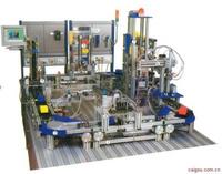 BP2000机电一体化柔性加工生产线演示系统
