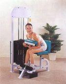 坐式腹肌训练器