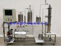 数据采集吸附法净化气体中氮氧化物实验装置(全不锈钢、带活性炭再生)