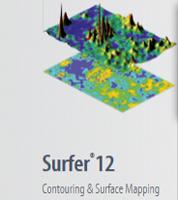 Surfer 3D科学绘图软件