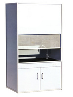 FD-L5000型铝木结构毒气操作柜