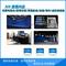 高清虚拟演播室校园电视台搭建装修整套方案校园演播室