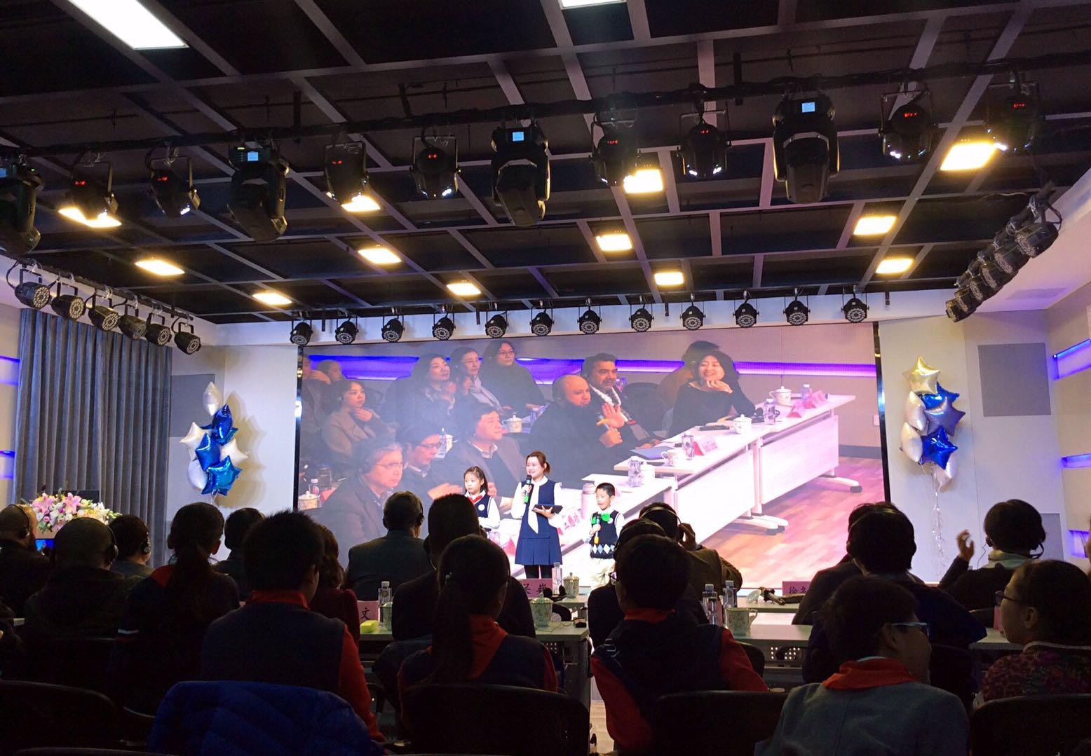 人人编程:上海杨浦首届教育信息化展见闻