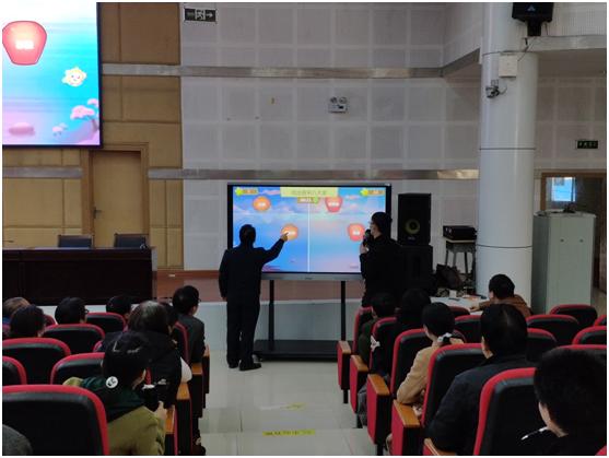 提升教师信息素养,希沃赴兴宾区 开展信息化教学技能培训