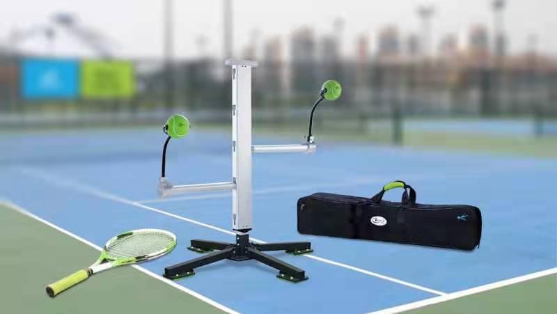 网球伴侣  - 多功能网球练习器   可练习网球24组基础挥拍动作