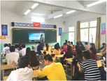 希沃走進揭西縣新媒體技術培訓