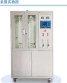 管式反應器流動特性測定實驗裝置