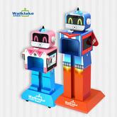 智慧校园工程-校园测温设备—沃柯雷克智能测温晨检机器人