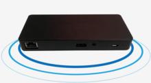 通博客信發終端MD-1111 支持HDMI 4K輸出,外觀小巧,安裝方便