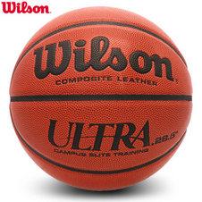 【威尔胜Wilson】威尔胜篮球PU水泥地耐磨室内外6号女子青少年篮球WB300K