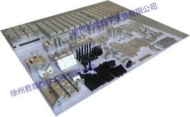 JS-CJJ型 槽系组合夹具模型套装