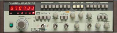 多功能函数信号发生器 GFG-813/GFG-8016G