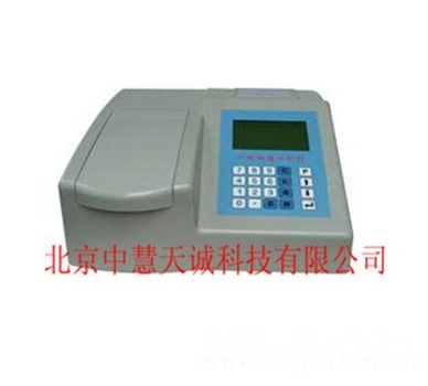 便携式数显食品硝酸盐快速分析仪/台式数显食品硝酸盐快速分析仪 型号:XLA-GNSSP-8XS