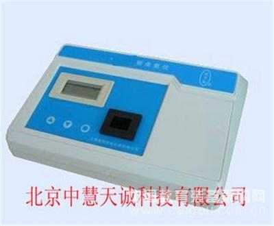 智能数显台式余氯测试仪 型号:HJD/YL-1Z