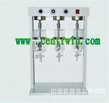 自动萃取器(三联) 型号:CJYJKQ-3B