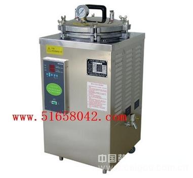 立式压力蒸汽灭菌器/灭菌锅  型号:HAD-BXM-30R/YXQ-LS-30SII