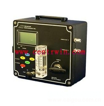 便携式微量氧分析仪 型号:BJK-GPR-1200