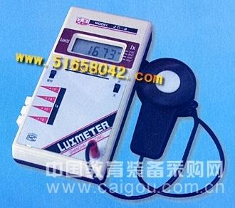 照度计/便携式数字照度计/照度检测仪/便携式照度计型号:HA-JD-3