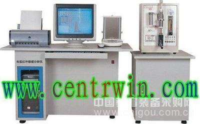 电弧红外碳硫分析仪 型号:NFHW-300D