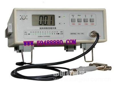 超高频数显毫伏表(200Hz-1000MHz) 型号:DEUY-2282