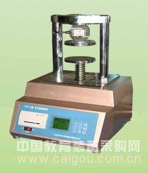 电子式压缩试验仪 压缩试验仪