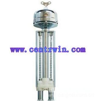 吸风式湿度计/机械通风干湿表/奥斯曼通风干湿球湿度表 型号:YGC-DHM2