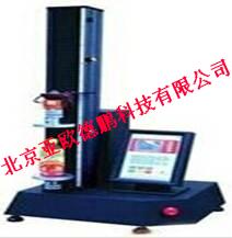 塑料瓶垂直载压仪/垂直载压强度测试仪/瓶壁载压性能检测仪