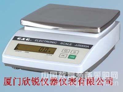 电子天平JJ5000A