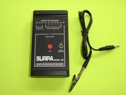 便携式电阻仪/表面电阻测试仪 型号:RF-385
