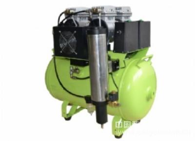 静音无油空压机 带干燥器 无油无水空压机