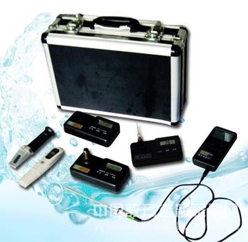 供应六合一多参数水质测试仪/JZ-601S