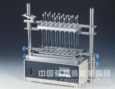 氮吹仪/水浴加热氮吹仪  型号:HA-HSC-24A