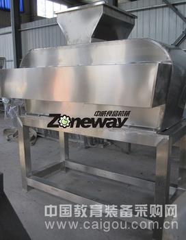 QPZJ-650型热带水果剥皮榨汁机 打浆机