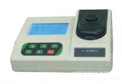 水中硫酸盐分析仪