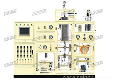 重油高压加氢循环试验装置
