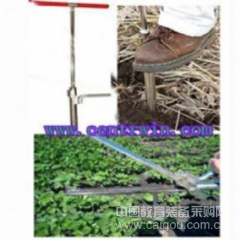 脚踏劈裂式土壤采样器 型号:CAST-130