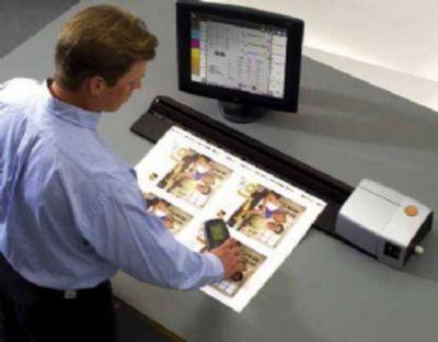 全自动轨道式扫描分光密度仪