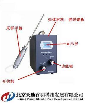 手提式乙炔报警仪 泵吸式乙炔监测仪 检测乙炔的仪器