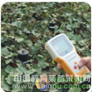 土壤温度、盐分、水分三参数测定仪TZS-EC-IG