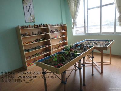 学校心理辅导室设备—心理沙盘游戏