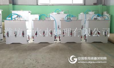 负压二氧化氯发生器最新单价表