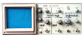 20MHz二踪示波器XJ4328