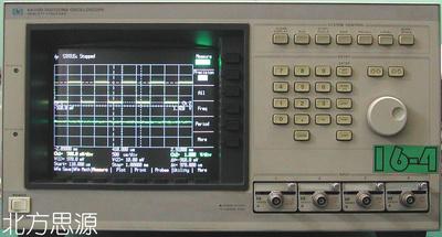 数字存储示波器1.0 GHz  HP54110D