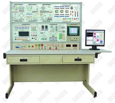 DICE-PLC2DN网络型可编程控制器综合实训装置